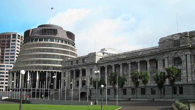 Beehive-and-Parliament--Edward-Swift